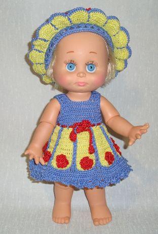 Кукла galoob baby face Сара 32см шарнирная