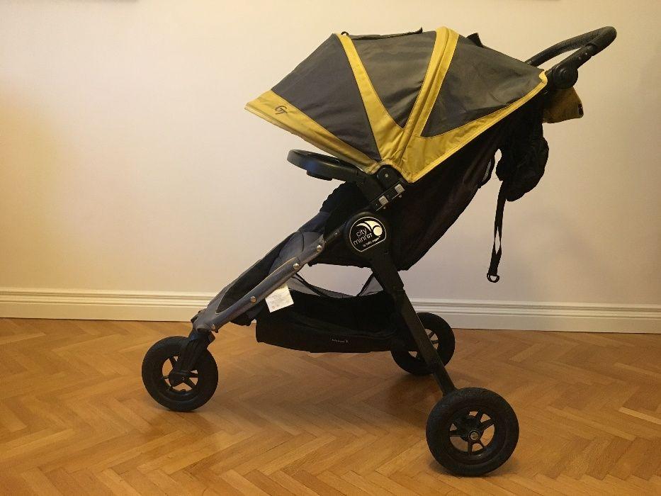 wózek baby jogger city mini gt Warszawa - image 1