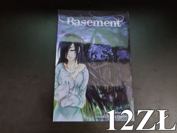 Manga Basement (Jednotomówka)