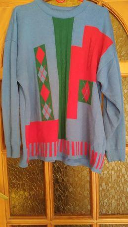 Sweter damski z długimi rękawami