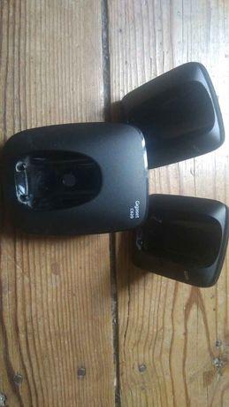 Bases+carregadores para telefones fixos