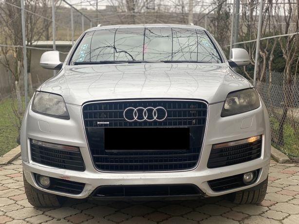 Audi Q7 S-line 7 мест