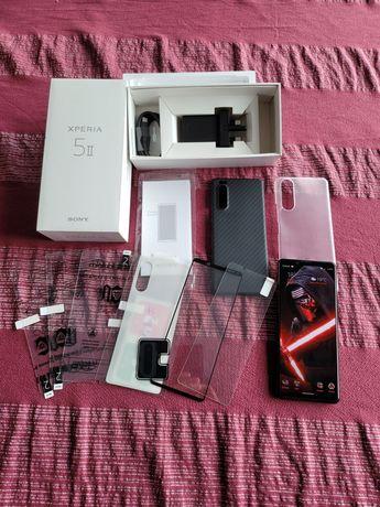 Sony xperia 5 ii 8gb 128gb troco razr, z flip, fold, oneplus, mate