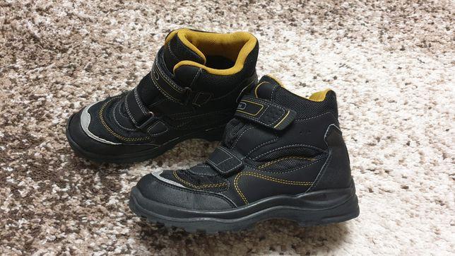 Ботинки демисезонные мальчику размер 37