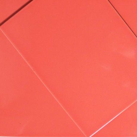 Płytki Ścienne Podłogowe Ceramiczne Gres Alba Red 25x35 Tanio Czerwona