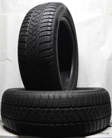 235/45 R18 Pirelli Sottozero 3 Зима б.у Склад Автошин из Европы