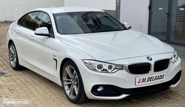 BMW 418 Gran Coupé d Line Sport