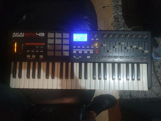 Piano Midi Akai mpk49