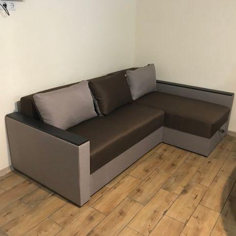 """Кутовий диван """"Гранд 1"""" від виробника. Гарантія."""