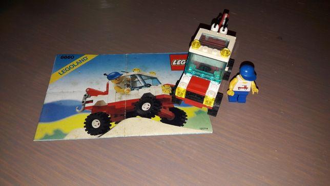 Lego 6660 z 1989 roku unikat