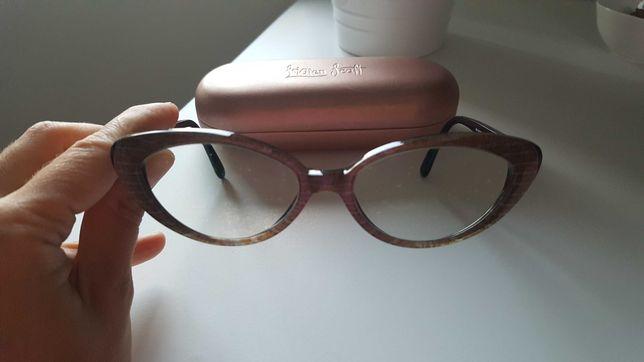 L'Wren Scott okulary korekcyjne