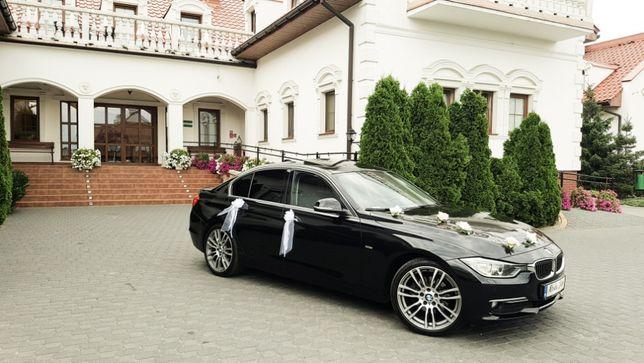 BMW F30 LUXURY Auto do ślubu / Samochód do ślubu!