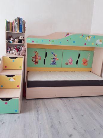 Двухъярусная кровать Горка