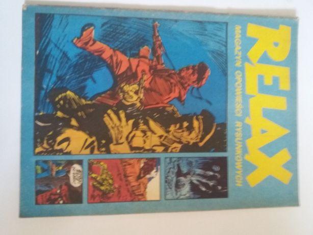 Relax #11 - mag komiksowy