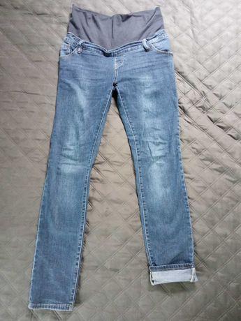 Spodnie ciążowe r.42