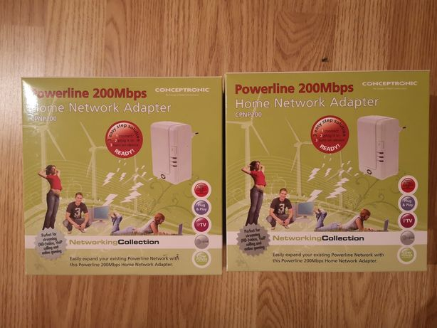 Powerline 200Mbps Conceptronic