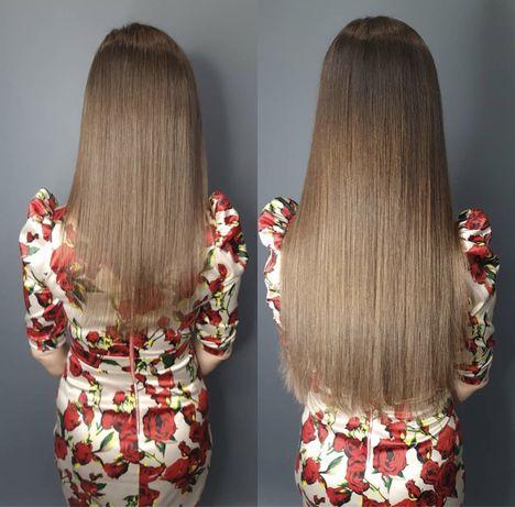 МИКРО И НАНО наращивание волос