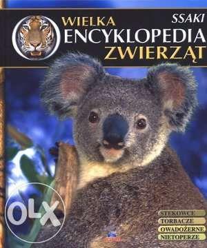 Nowa Wielka Encyklopedia Zwierząt SSAKI