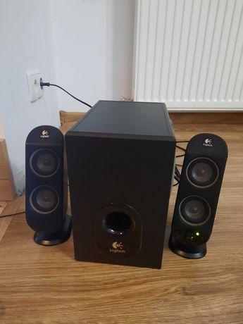 Głośniki do komputera Logitech X-230