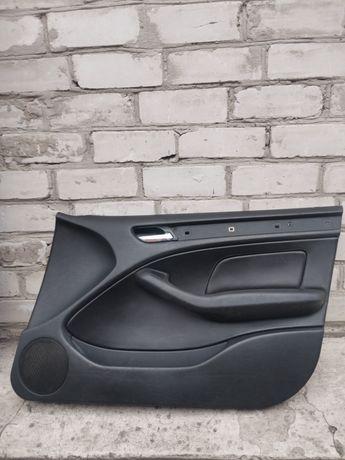 Дверные карты BMW e46