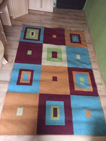 Sprzedam kolorowy dywan