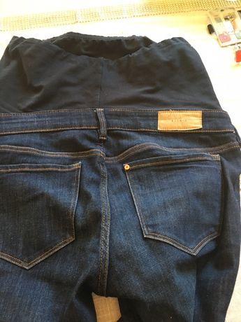 Spodnie ciążowe hm 38 skinny