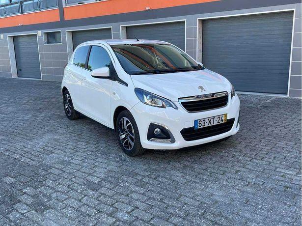 Peugeot 108 Full-Extras! Só 13000 KMS! (Caixa Automática) - Semi-novo!