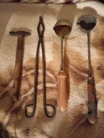Narzędzia do przetapiania srebra lub złota