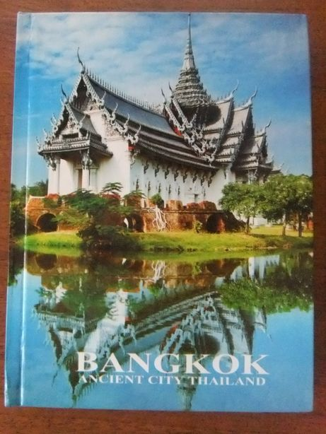 Блокнот в клеточку Bangkok