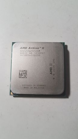 Procesor do gier AMD Atchlon II x4 450