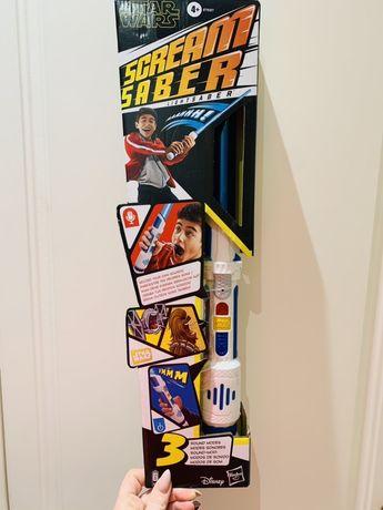 Miecz Świetlny Hasbro Screamsaber E7557. Nowy.