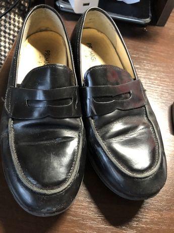 Туфли Primigi фирменные кожа ортопедические