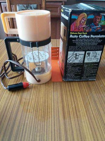 Zaparzacz kawy auto samochodowy