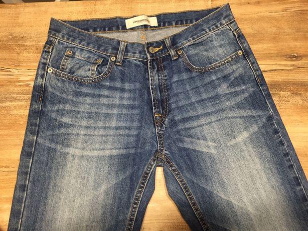 Spodnie jeans męskie Dressmann W31 L32