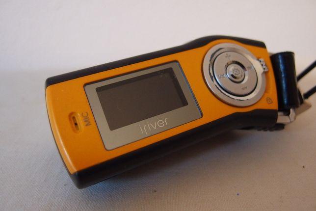 Odtwarzacz flash iriver T10 z pamięcią 1GB radio FM nagrywanie