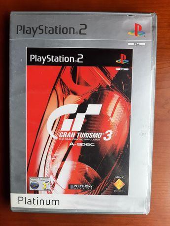Gran Turismo 3 The real driving simulator playstation 2