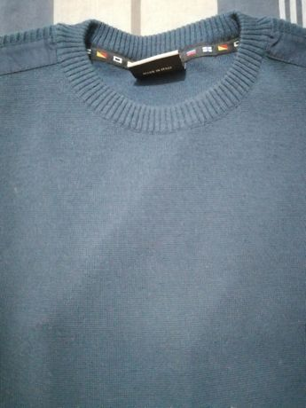 Camisola azul marinho SAIL EXP