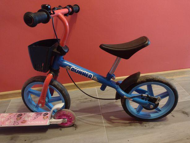 Rowerek biegowy używany