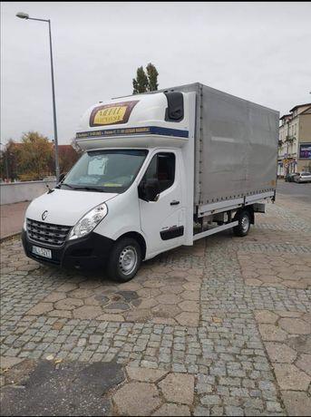Renault Master 3 plandeka 8 europalet zamiana