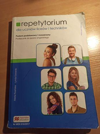 Repetytorium Macmillan j.angielski pp i pr