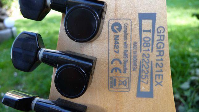 Gitara elektryczna Ibanez GRGR 121 EX + wzmacniacz Peavey Vypyr 15w