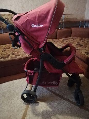 Коляска Carrello Quattro