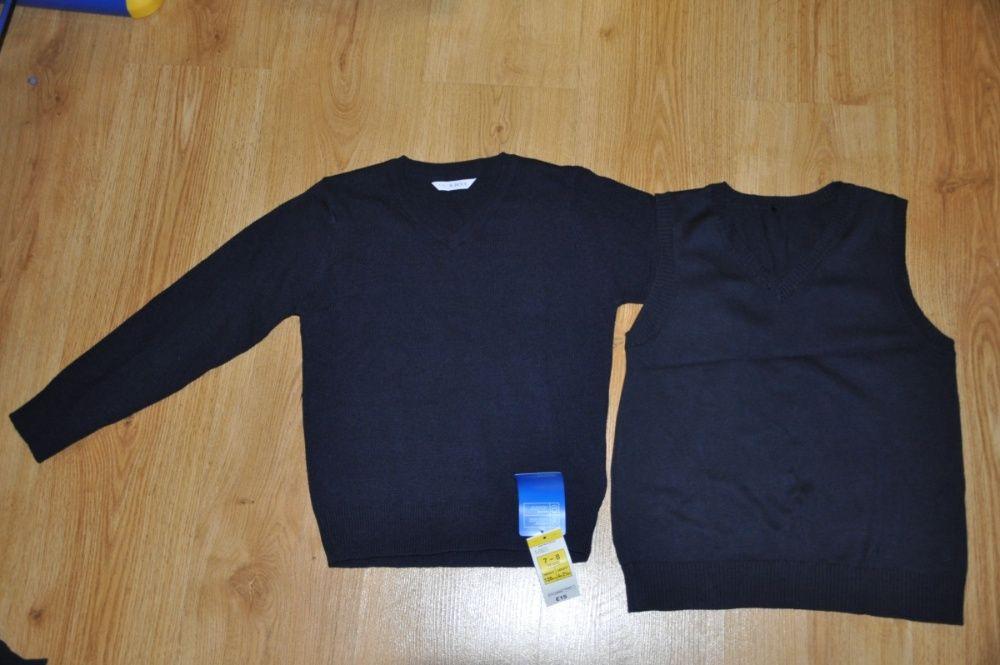 Джемпер свитер кофта MARKS&SPENCER, 11лет. Шерсть. Новый Киев - изображение 1