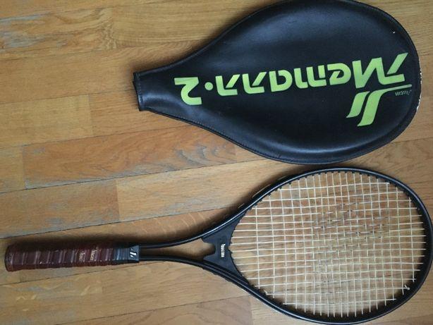 Продам ракетки для большого тенниса Металл 2 Аист с чехлом и Stomil