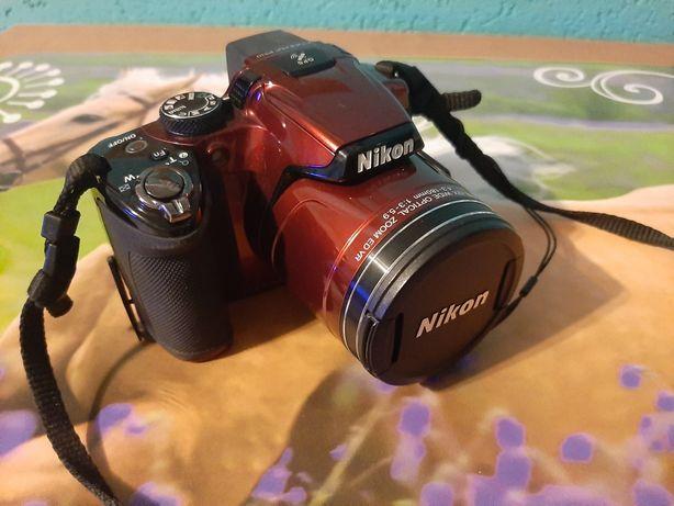 Nikon Coolpix P510 w stanie idealnym aparat