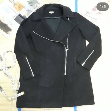 Пальто куртка  косуха