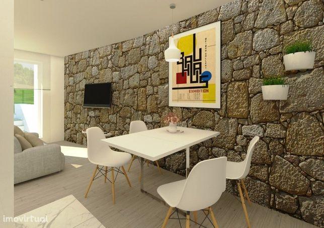 Apartamento T1 NOVO em Maximinos - Braga