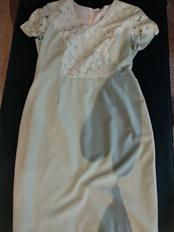 Sukienka na okazję rozm 44 XXL