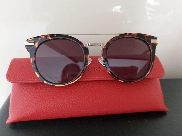 Okulary przeciwsłoneczne GUESS GF6046.52F