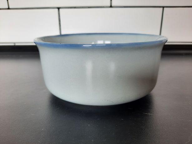 Prl niebieska błękitna miseczka salaterka tułowice